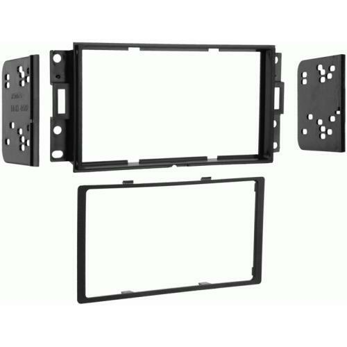 metra 95 3527 double din stereo install dash kit for 2004 08 pontiac grand prix ebay. Black Bedroom Furniture Sets. Home Design Ideas