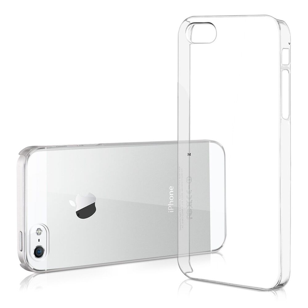 iphone 5 5s h lle crystalcase hardcase schutzh lle cover. Black Bedroom Furniture Sets. Home Design Ideas