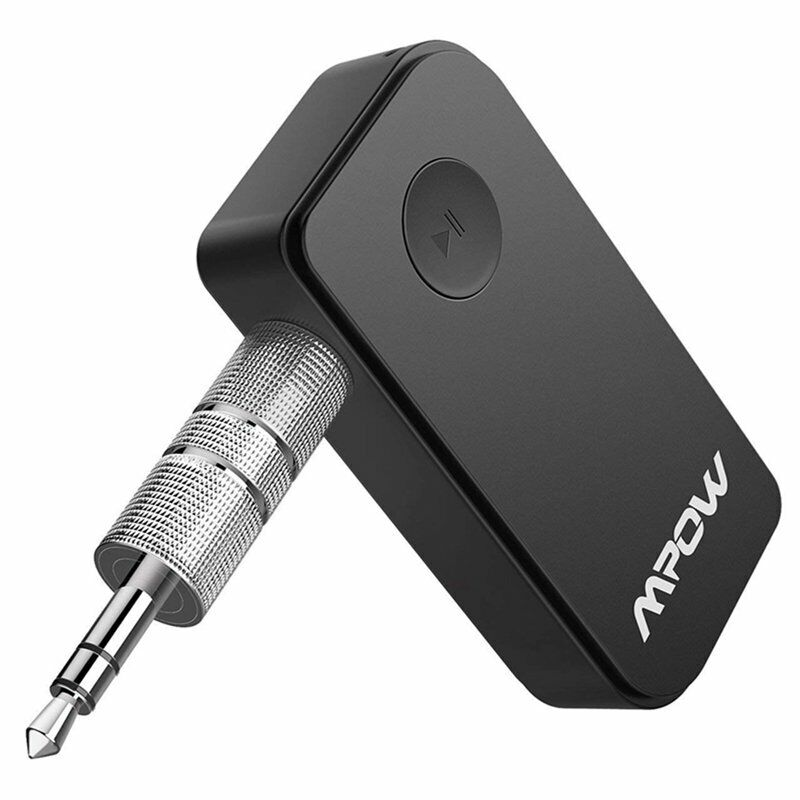 MPOW Streambot Music Bluetooth Stereo Receiver A2DP Wireless Adapter Car Kits 632422806689
