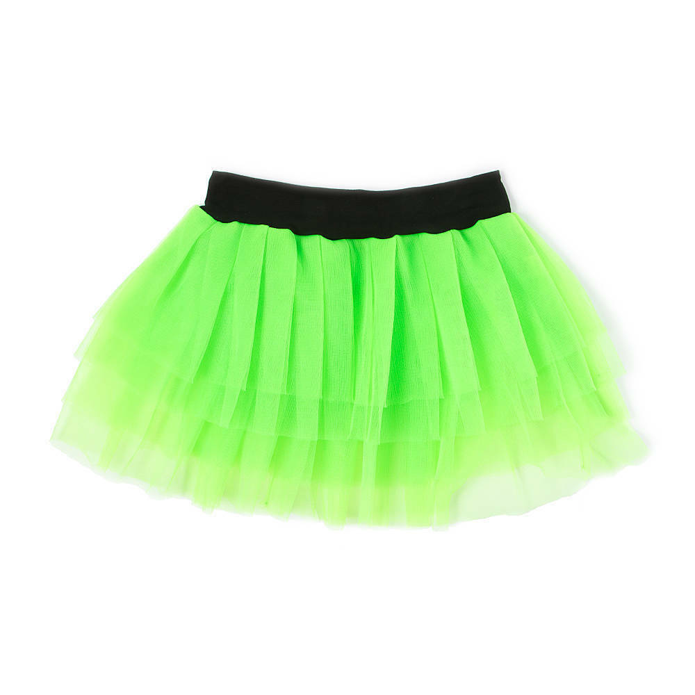 9958770725 Details about Claire's Junior Ladies Bright Neon Tutu Skirt Ballerina Dance  Class Size S/M