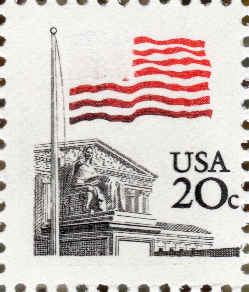 How much is 20 postage stamps