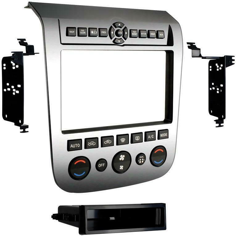 Metra 99 Double Din Dash Kit For