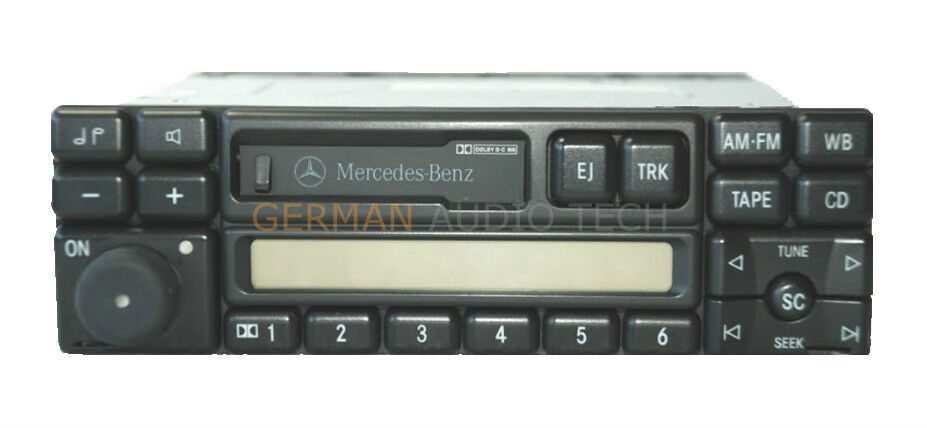 1998 mercedes slk230 radio code for Mercedes benz radio code