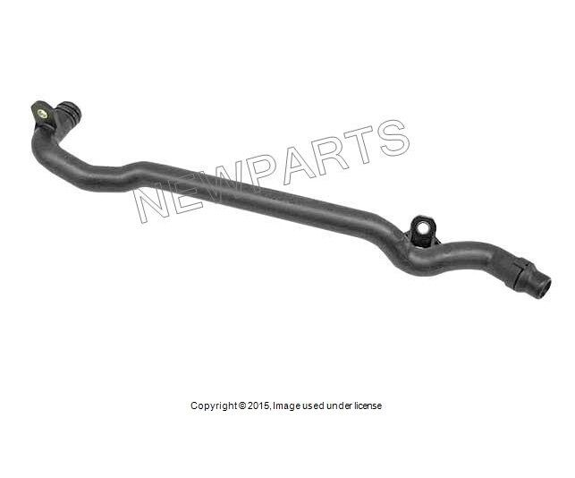 heater inlet hose water engine coolant pipe line for bmw 3