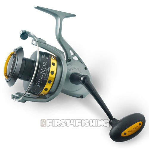 Fin nor lethal lt spinning reels sea lure saltwater for Freshwater fishing reels