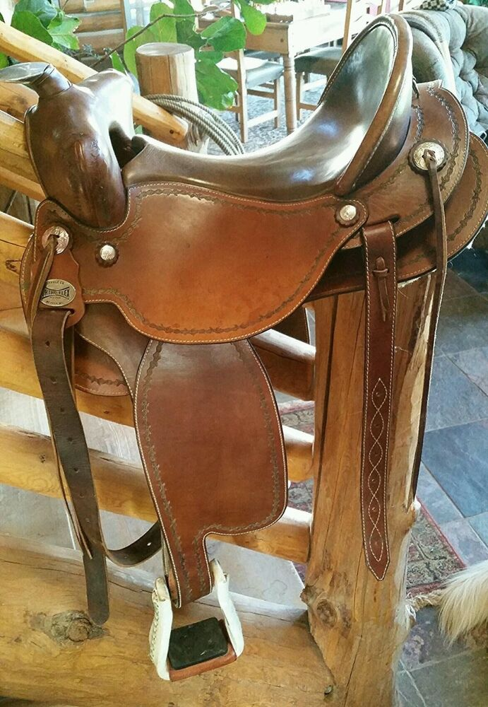 Orthopedic Western Saddle Ebay