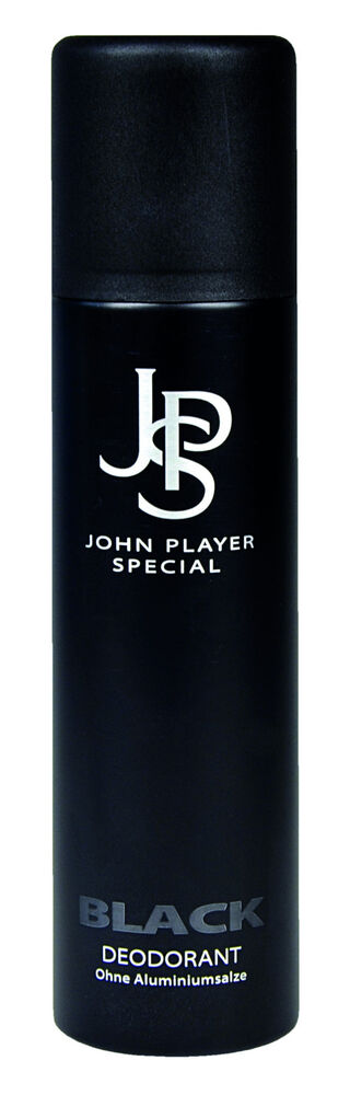 john player special black deodorant 150 ml neuheit ebay. Black Bedroom Furniture Sets. Home Design Ideas