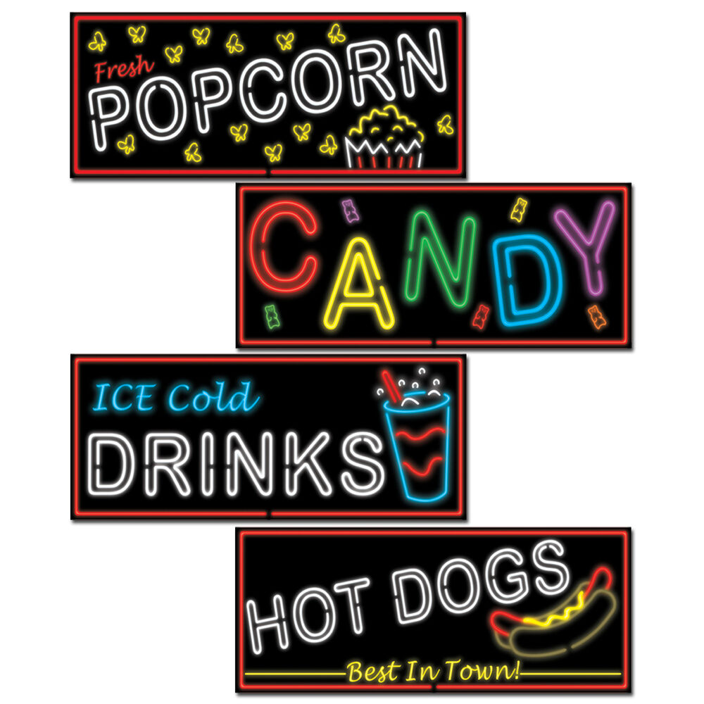Free Concessions Printable Banner - Liz on Call |Concession Stand Signs