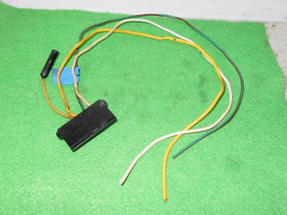1967 1968 Mustang Gt Shelby Cougar Xr7 Orig Tach Voltage