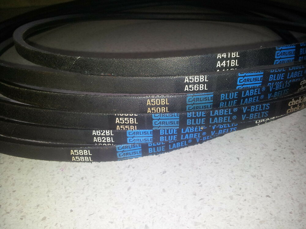 A Section Industrial Agricultural V Belt A20 A21 A22 A23
