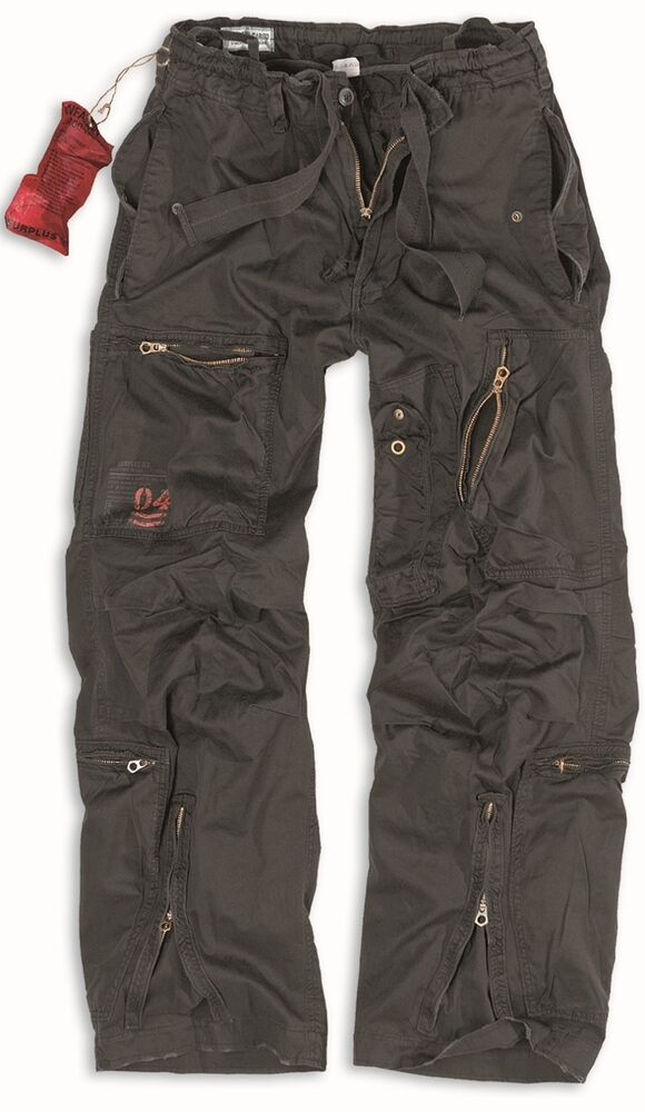 Military Style Loose Fit Baggy Cargo Pants Men Multi Pocket Cargo Pants For Men Casual Cotton. % Cotton Durable Multi Pocket Loose Baggy Cargo Pants Men Military Style Long Trousers Black.