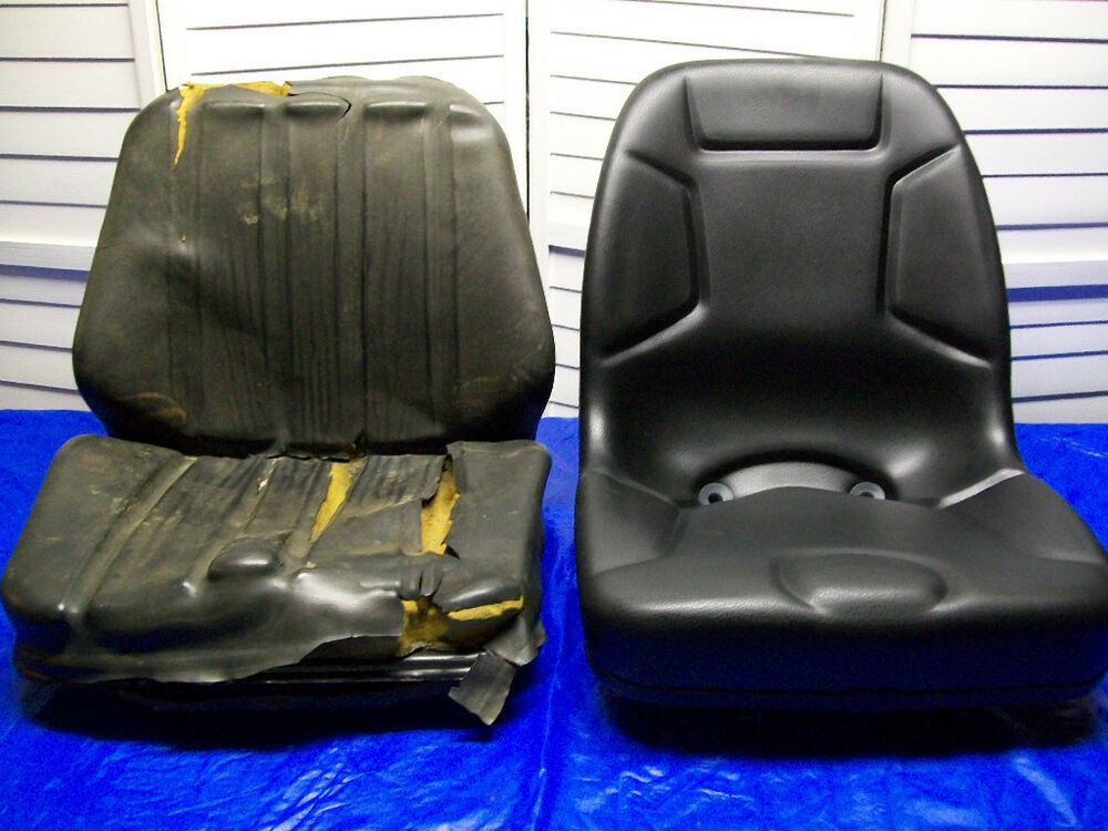 Ford New Holland 4330v Seat : Black seat for ford  compact