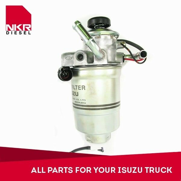 Fuel Water Sedimenter For Isuzu Nprnqrnrr 20052007 52l 4hk1 Ebayrhebay: Isuzu Npr Fuel Filter Location At Gmaili.net