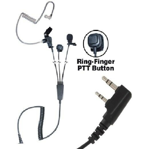 3 wire microphone wiring diagram 3-wire earpiece headset microphone kenwood linton puxing ... 3 wire microphone wiring