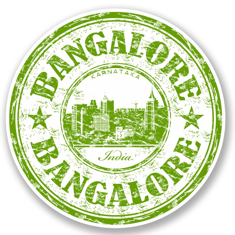 2 X 10cm Bangalore India Vinyl Decal Sticker Travel. Fishing Logo. Memorial Day Banners. Fxr Decals. Hand Painted Signs. 4x4 Decals. Retro Banners. Conclusion Banners. Skyline London Murals