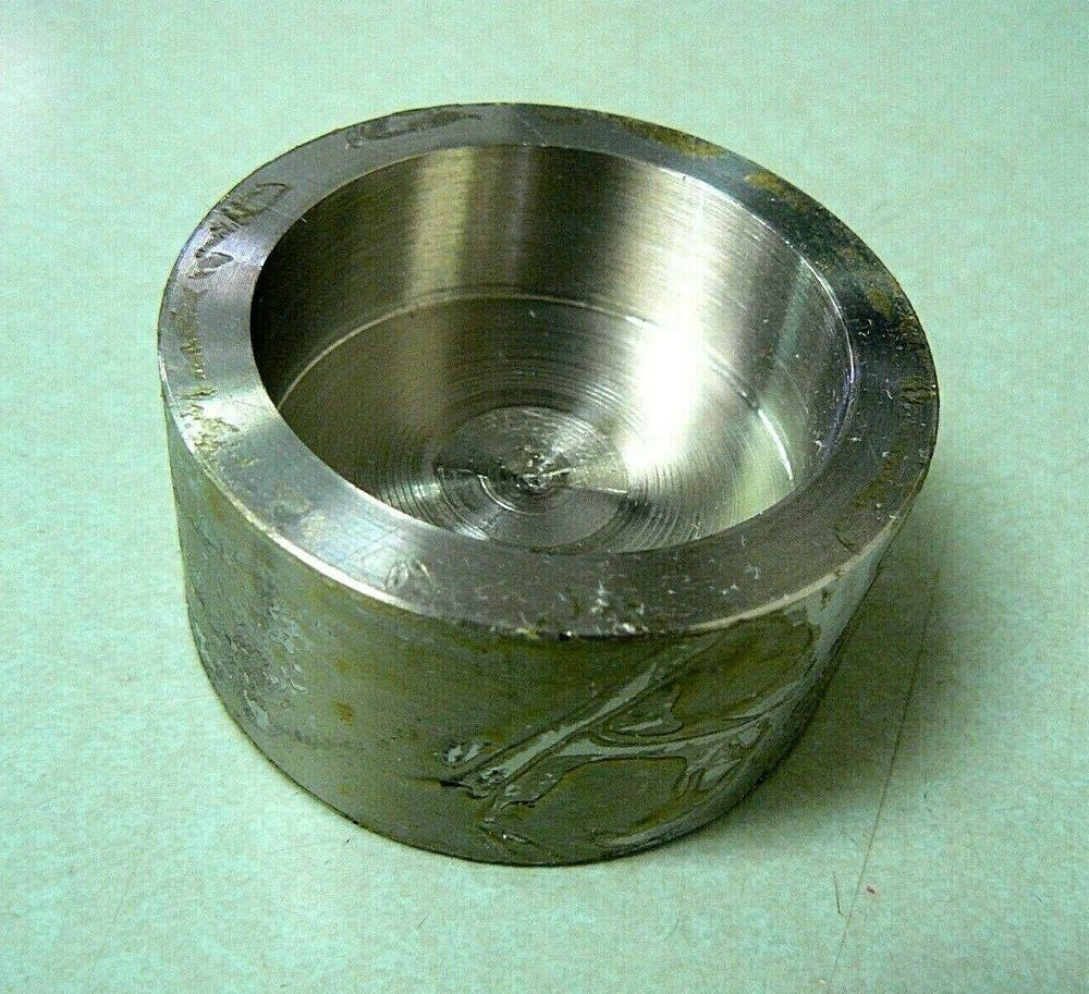 Quot stainless steel pipe end cap t l socket weld