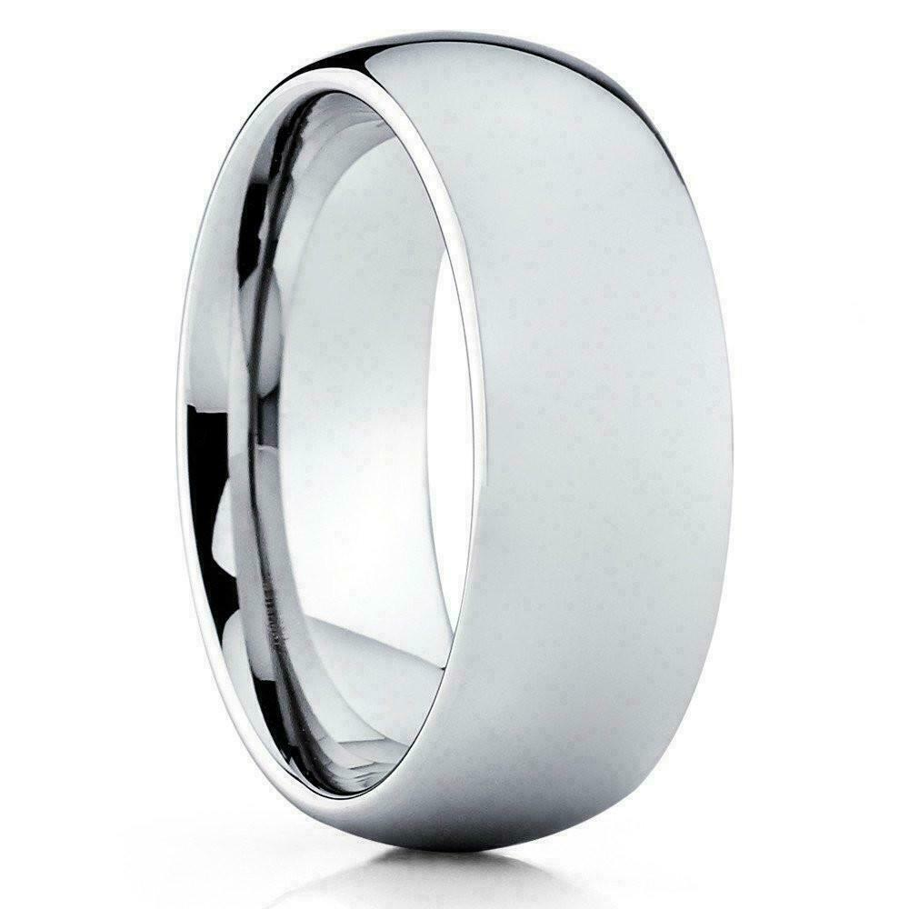 Mens Ring Mother Of Pearl
