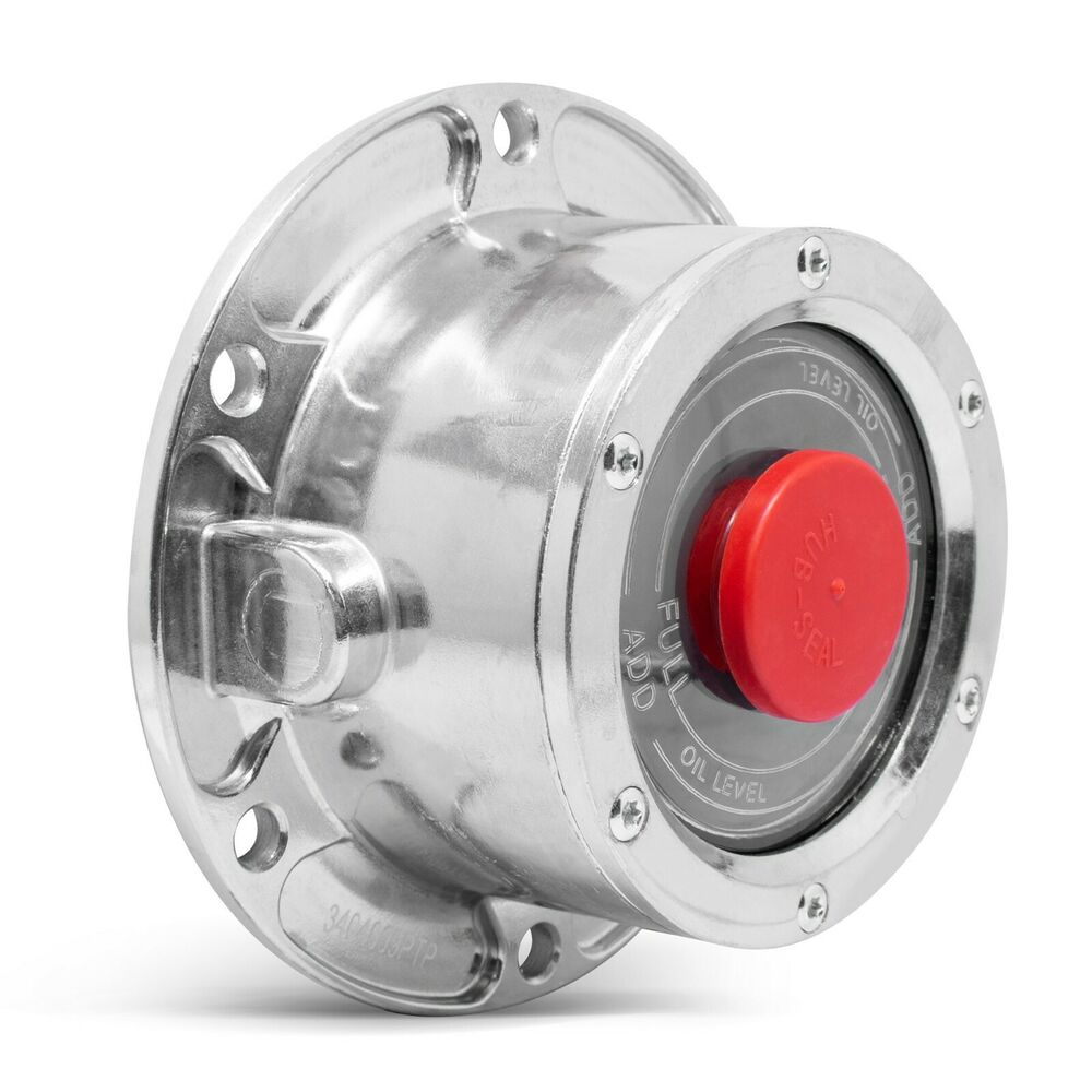 340 4024 Hub Cap : Ptp six hole hubcap with gasket replaces stemco