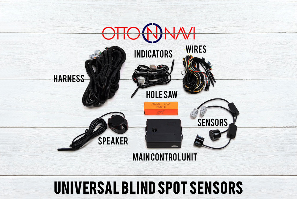 blind spot detection and monitoring alert system with 2. Black Bedroom Furniture Sets. Home Design Ideas