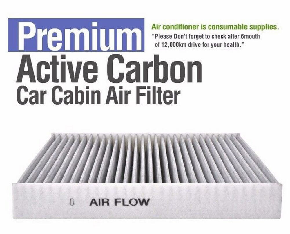 Active carbon air source conditioning cabin filter for for Interieur filter