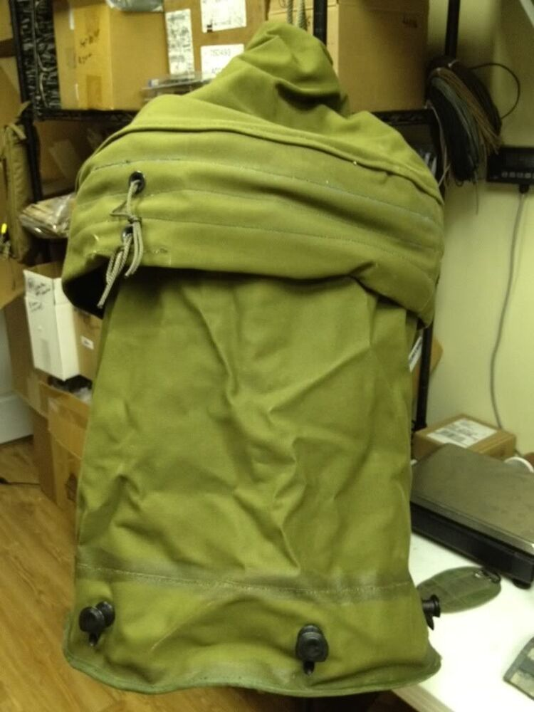 Us Army Surplus >> Military-Lyster-Lister-Bag-35-36-Gallon-Water-Storage | eBay
