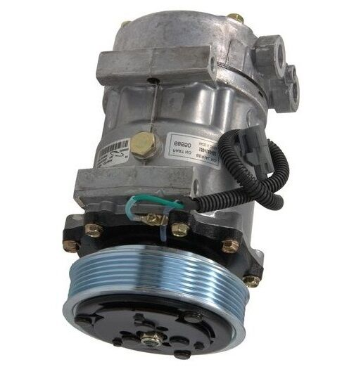 Jeep Cherokee 97-01 Aftermarket A/C Compressor With Clutch