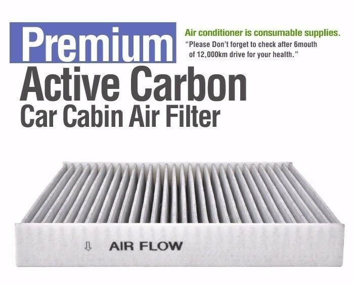 Active Carbon Air Source Conditioning Cabin Filter For Kia