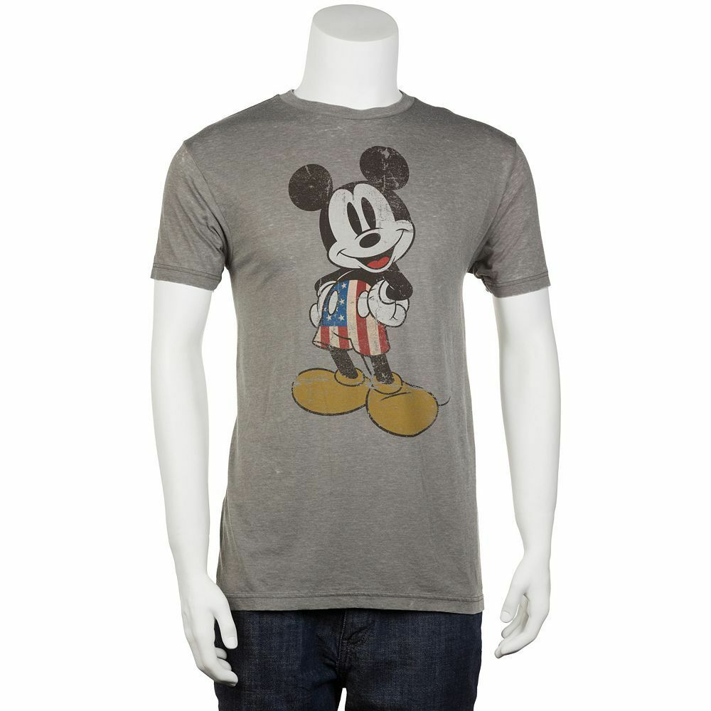 disney mickey mouse tee fourth of july american flag 4th t. Black Bedroom Furniture Sets. Home Design Ideas