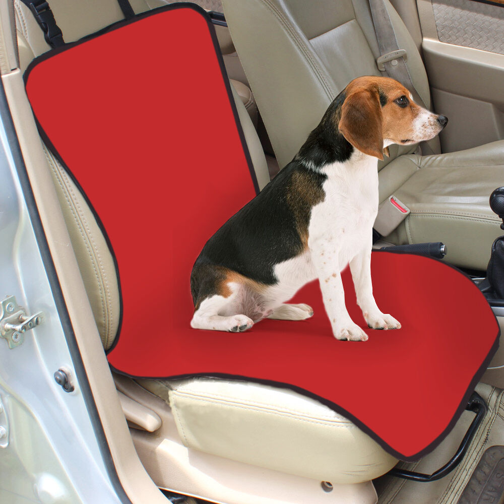New Car Waterproof Front Seat Protector Cover Mat Single