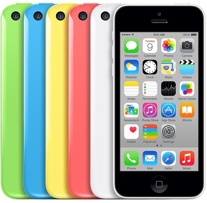 iphone 5c cricket apple iphone 5c 8gb 16gb 32gb at amp t talk 11094