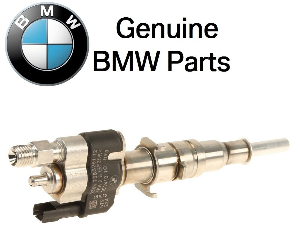 Bmw 135i 740li Z4 Fuel Injector With Seal Ring Index 11