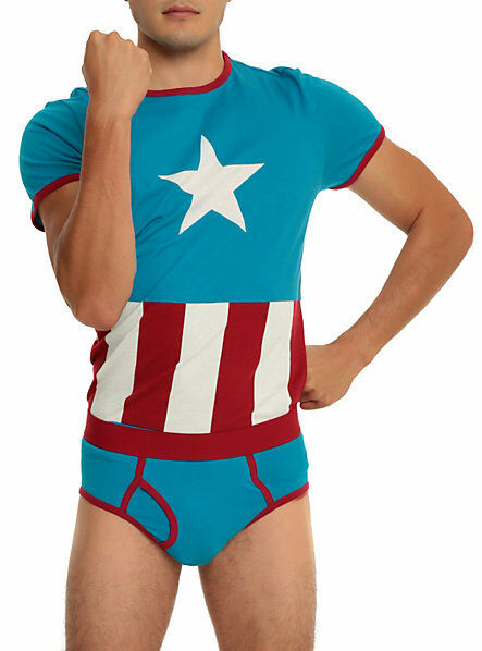 Buy Men's Superhero Pajamas and Underwear Here! We have the web's biggest selection of men's superhero undies and sleepwear, featuring Superman, Batman, Spiderman, Hulk, Transformers, Wolverine, and other Marvel and DC characters.