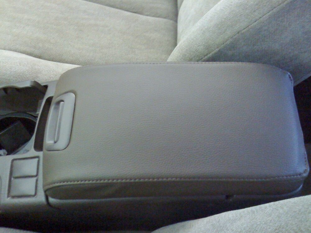 New 2002 03 04 Infiniti Maxima I35 Brown Console Armrest