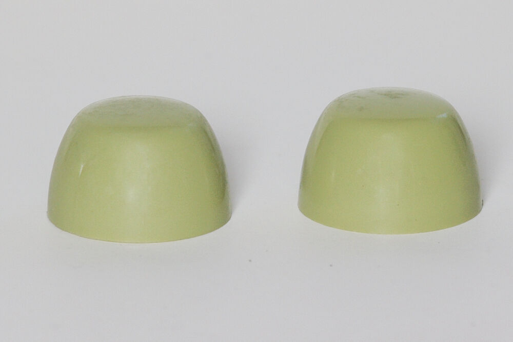 Kohler Toilet Bolt Caps Set Of 2 Avocado Ebay