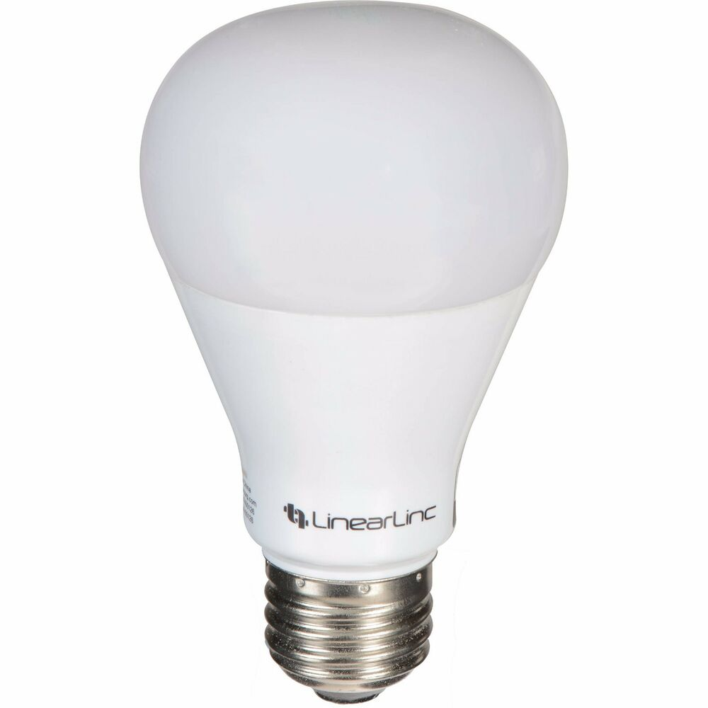 Linearlinc Z Wave Dimmable Led Light Bulb Lb60z 1 Remote Bulbz 9watts Linear New Ebay