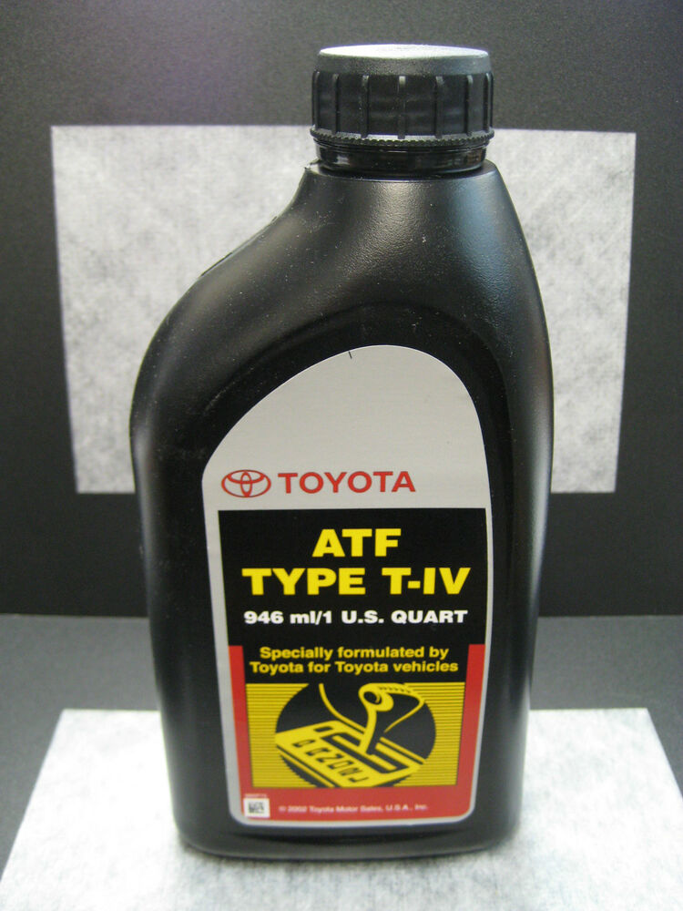 toyota atf type t-4(t-iv)
