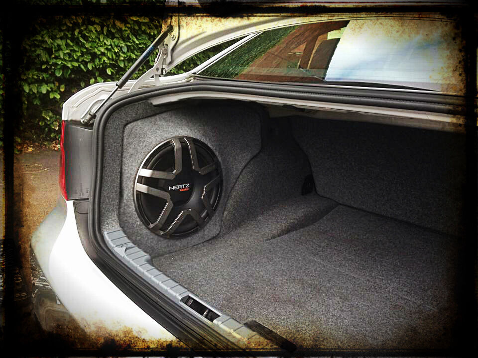 Bmw E39 Subwoofer Enclosure