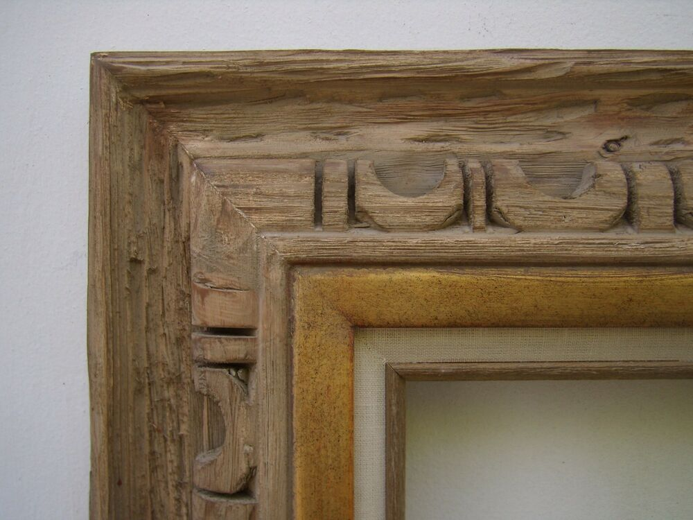 hand carved wood rustic western southwestern picture frame any size up to 16x20 ebay