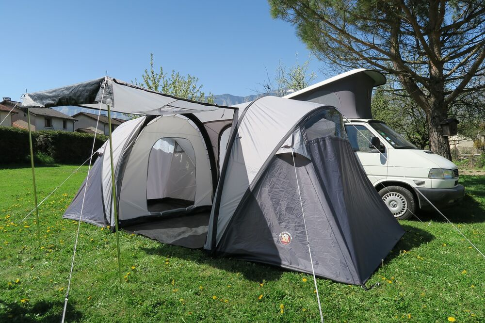 Nla Inflatable Driveaway Awning Vw Campervan Bus Caravan