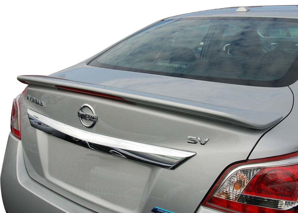 #520 PRIMERED FACTORY STYLE SPOILER fits the 2013 2014 ...