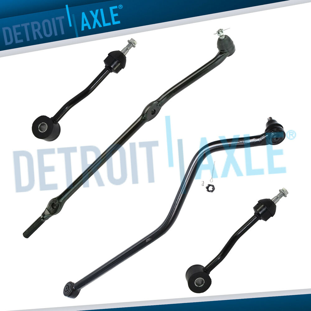 Brand New 4pc Complete Front Suspension Kit For 1997 2006