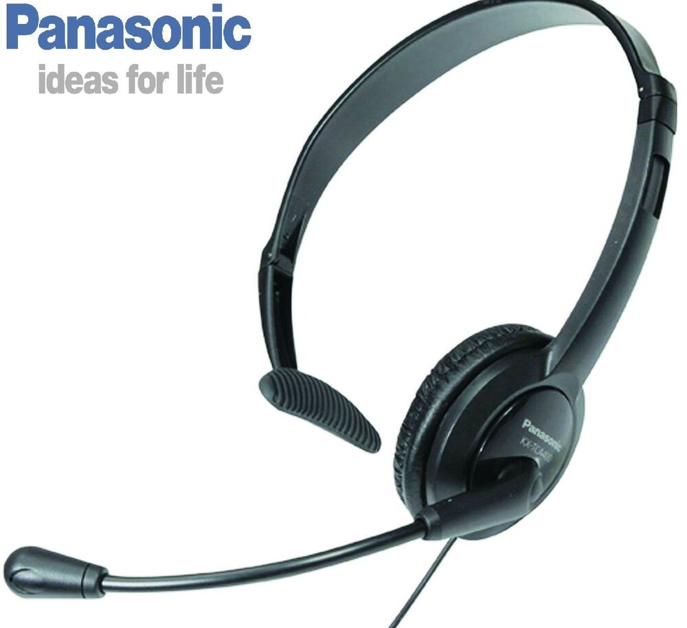 New universal phone headset noise cancelling home office hands free 2 5 mm plug ebay - Phone headsets for office ...