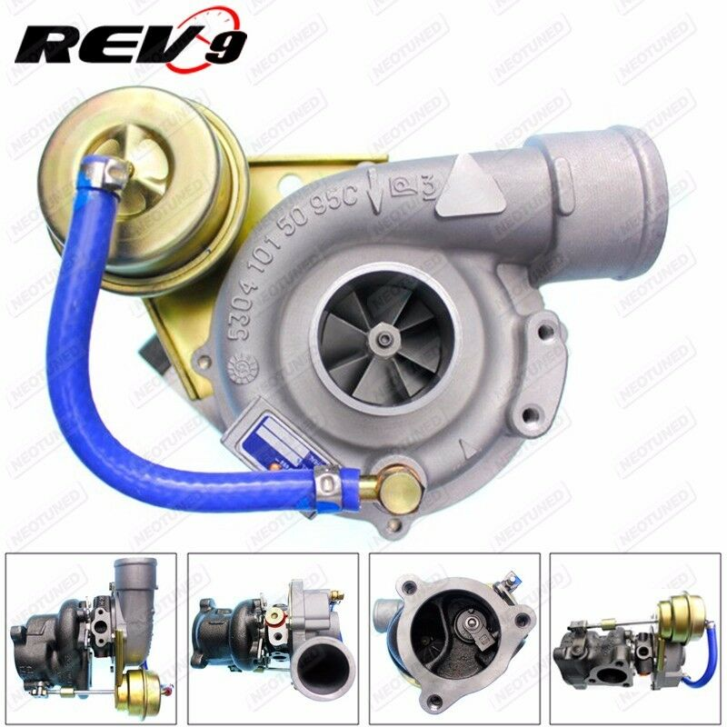 rev9 ko4 k04 turbocharger a4 b5 b6 passat 1 8t 300hp fast