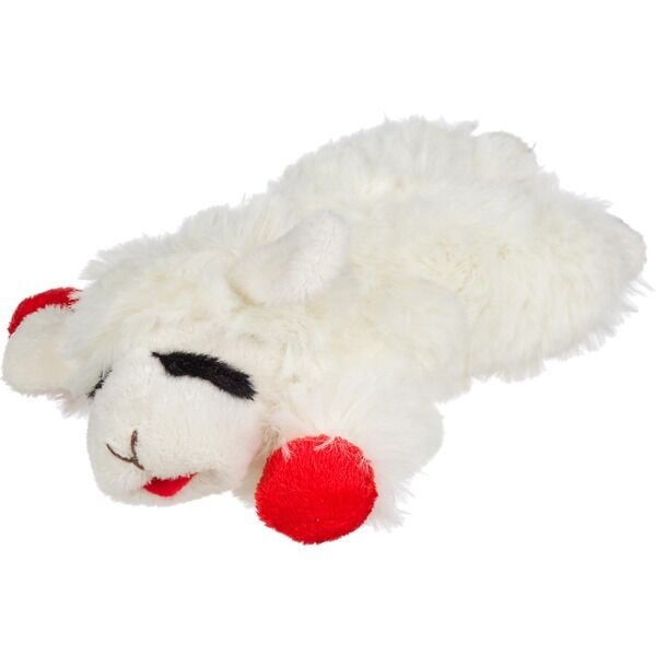 Stuffed Lamb Toy For Dogs