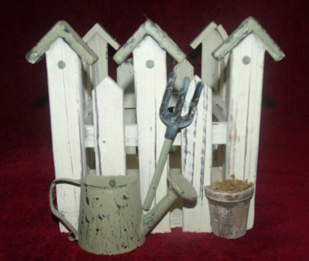 Wooden Country Garden Indoor Plant Pot Holder Ebay