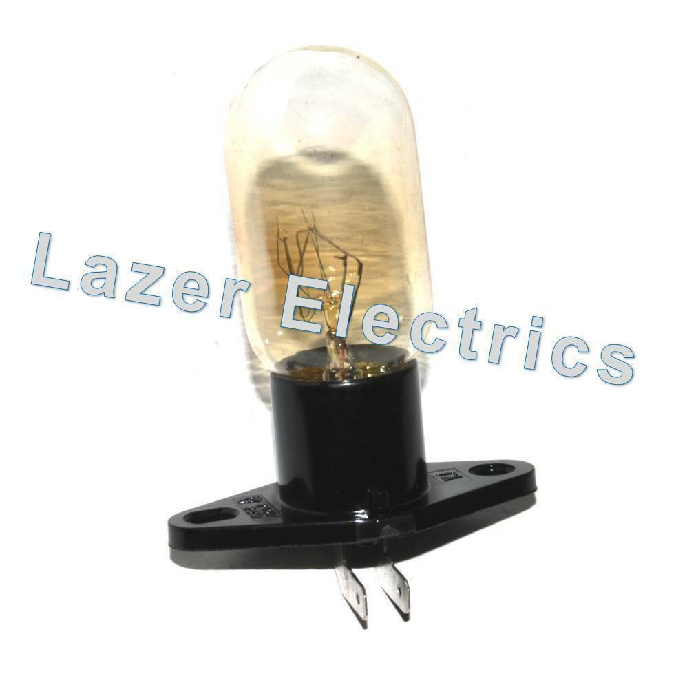 Samsung Microwave Oven Lamp Bulb 4713 001046 T170 20w Ebay