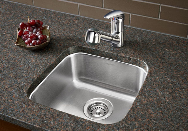 wet bar sink blanco 441026 stellar single bowl stainless steel bar sink 10359