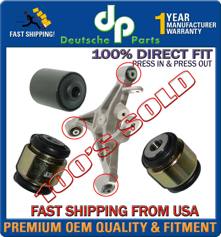 S L on 2000 Lincoln Ls Suspension Parts