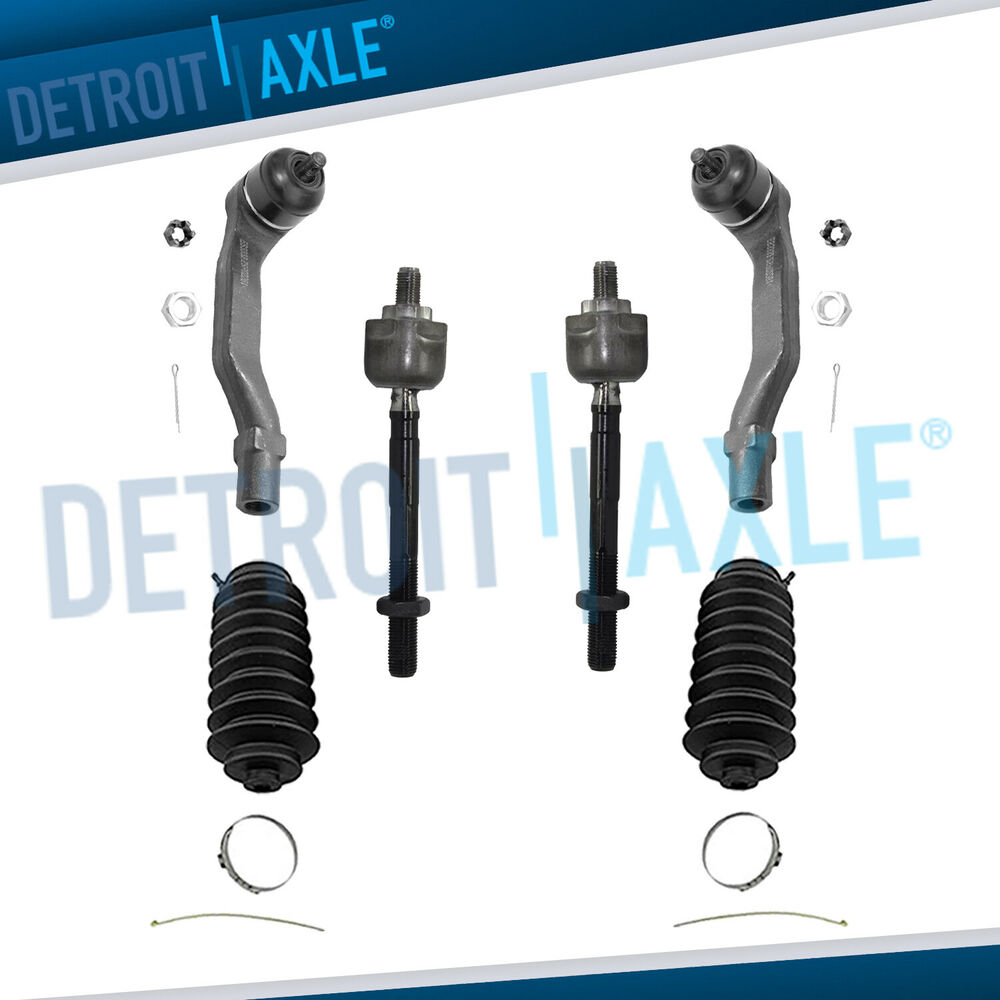 Brand New 6pc Complete Front Suspension Kit For 1996 2000