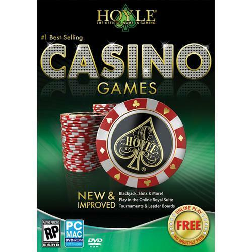 list of all casino card games